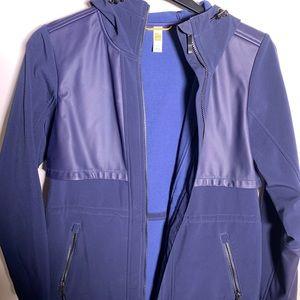 New Lole spring rain jacket parka size large